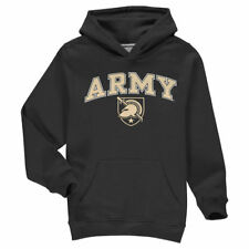 Fanatics Branded Army Black Knights Youth Black Campus Pullover Hoodie