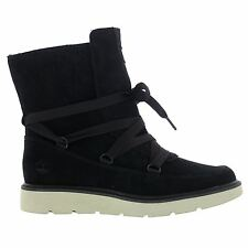 Timberland Kenniston Warm Lined Black Womens Boots
