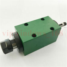 ER16 Power Head Spindle Unit 3000/6000rpm 5Bearings for CNC Drilling Boring Mill