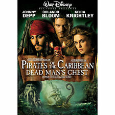 Pirates of the Caribbean: Dead Man's Chest (DVD, 2006, Widescreen) A3