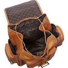 David King & Co. Deluxe Top Handle Extra Large Backpack. Brand New
