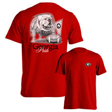 University of Georgia Bulldogs UGA Pride Red Youth T-Shirt Multiple Sizes