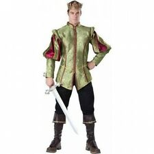 Renaissance Adult Prince Men's Adult Halloween Costume. Shipping is Free