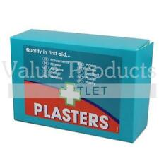 Wallace Cameron Premium Fabric First Aid Sterile Plasters - 150 Pack