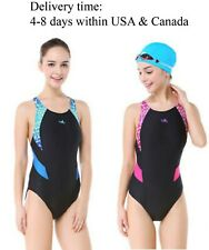 Yingfa 946 one piece racing and training swimsuit for women and girls bath suit