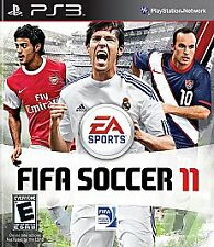 PS3 FIFA Soccer 11 (Sony PlayStation 3, 2010) BRAND NEW SEALED!