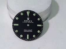 Vintage ROLEX Ref. 5512/5513 SUBMARINER Meters First Matte Black Dial! Nice!!!