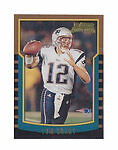Tom Brady Bowman # 236 Rookie N/M New England Patriots  Football Card