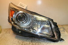 10-12 Buick Lacrosse Passenger Side Headlight Lamp OEM LKQ