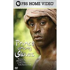 Prince Among Slaves (DVD, 2008) NEW in Shrink