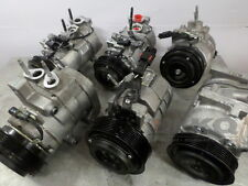 2000 2011 Volkswagen Jetta AC Air Condtioner Compressor Assembly 110k OEM