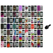 Design Color Hard Snap-On Skin Case Accessory+Mini Stylus for iPhone 4 4G 4S