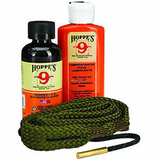 Hoppes Boresnake 1.2.3 Done! Cleaning Kit and Cleaning Kit Clam