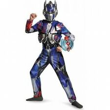 Transformers Age of Extinction Deluxe Optimus Prime Boys' Child Halloween Costum