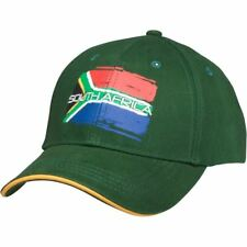 South Africa IRB Rugby World Cup 2015 Flag Baseball Cap Green Adults Hat