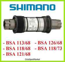 Bottom bracket bicycle SHIMANO OCTALINK - BSA
