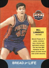 2011-12 Panini Past and Present Bread for Life #20 Bill Laimbeer - NM-MT