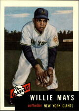 1991 Topps Archives 1953 #244 Willie Mays - NM-MT
