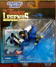 Kenner Starting Line Up 1998 Tommy Moe Timeless Legends Olympic Figure Skiing