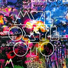 Mylo Xyloto by Coldplay (CD, Oct-2011, Parlophone