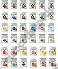 Tassimo Coffee T-Disc 5 Packs - 50 Flavours to Choose From. Pick and choose