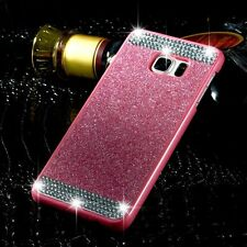 Bling Sparkle Glitter Crystal Rhinestone Hard Case Cover for Samsung Galaxy S6