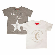 Liverpool FC  LFC Pack 2 Baby Tees Official