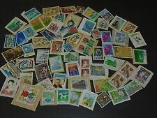 Japan Mixture - 80 Stamps On & Off Paper - Good Value