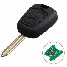433MHz Car 2 Button Remote Locking Key with ID46 Chip for Citroen SX9 Blade Fob