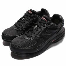 New Balance WW880GS2 D Wide Black Women Working Shoes Sneakers WW880GS2D