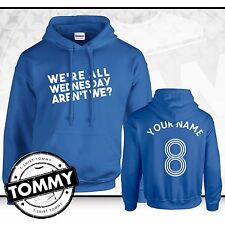 Sheffield Wednesday Fan Hoodie, All Wednesday Arent We Hoodie, Sheff Wed, Owls