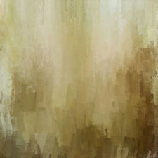 CANVAS 'Golden Hue Abstract' Gallery Wrapped Art Wall Decor
