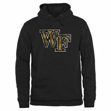 Wake Forest Demon Deacons Black Classic Primary Pullover Hoodie