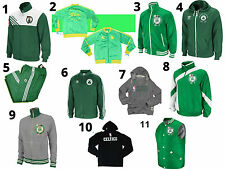 BOSTON CELTICS PREMIUM VINTAGE RETRO MITCHELL & NESS ADIDAS JACKETS SWEATSHIRTS