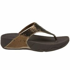 FitFlop Electra Classic Bronze Womens Sandals