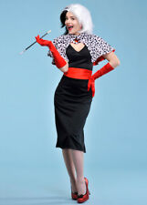 Ladies Cruella De Vil Costume