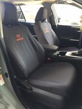Toyota RAV-4 1996-2017 Custom Seat Covers FULL SET Front and back seat