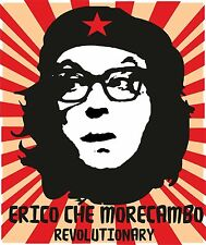MORECAMBE AND WISE REVOLUTIONARY FUNNY T SHIRT Eric and Ernie CHE GUEVARA ERN