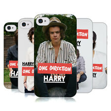 OFFICIAL ONE DIRECTION HARRY STYLES PHOTO SOFT GEL CASE FOR APPLE iPHONE 4 4S