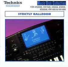 STRICTLY BALLROOM 1 floppy disk Technics KN7000 KN6000 KN5000, KN3000 KN2000 etc