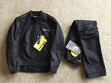 CAN-AM SPYDER LADIES MEDIUM DENIM JACKET PANTS SUIT -SHIPS FROM CANADA OR USA