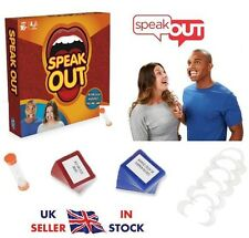 Replacement Small Medium Large Mouth pieces for Speakout / Speak out Board Game