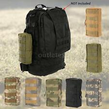 Tactical Molle Pouch Belt Waist Packs Bag Pocket Military Waist Fanny Pack A5H5