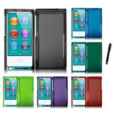 For Apple iPod Nano 7th Gen Snap-On Design Hard Phone Case Cover Stylus Pen