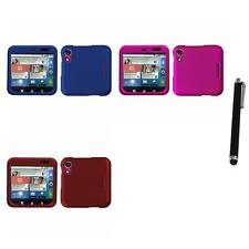 For Motorola Flipout MB511 Snap-On Hard Case Phone Cover Accessory Stylus Pen