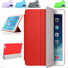 Apple iPad Air 2 Thin Smart Case Magnetic Cover Free Styles Pen Screen Protector