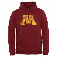 Minnesota Golden Gophers Maroon Classic Primary Pullover Hoodie - College