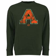 Colorado State Rams Old Main Collection Green 1948 Pullover Sweatshirt