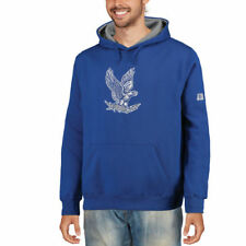 Stadium Athletic Air Force Falcons Royal Big Logo Pullover Hoodie - - College