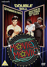 Movie Movie: Dynamite Hands & Baxter's Beauties of 1933 DVD (UK R2/1978)